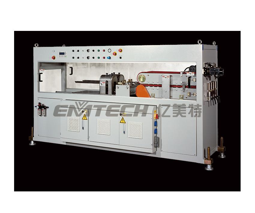 PVC110双管高效生产线